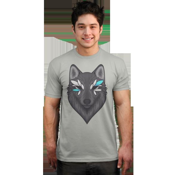 Dakotaz Wolf t-shirt design