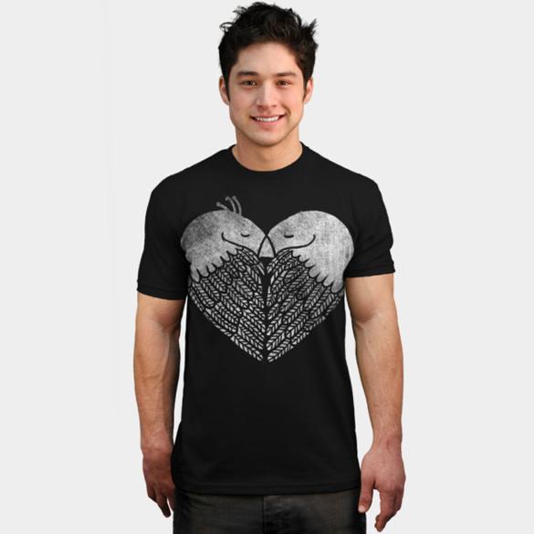 Love Birds t-shirt design