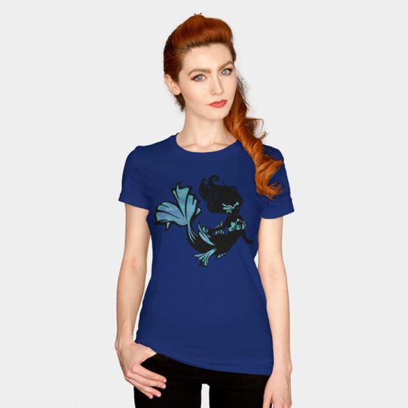 Mermaid, design by Ranefea