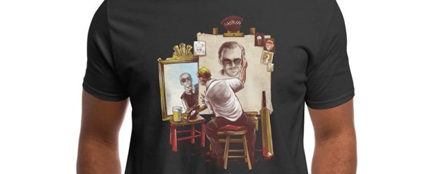 Triple Cornetto Trilogy t-shirt design