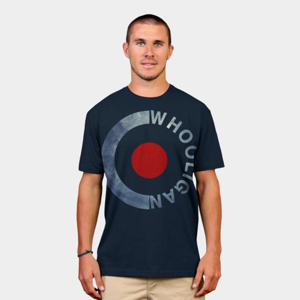 Whooligan t-shirt design