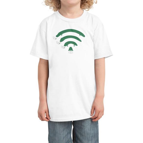 Everybody Loves The Internet t-shirt design