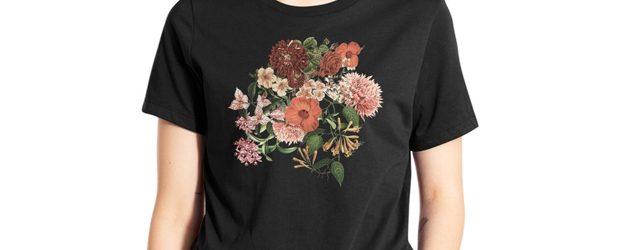 Garden t-shirt design
