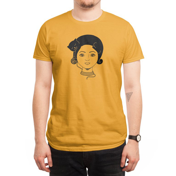 Cat Lady t-shirt design