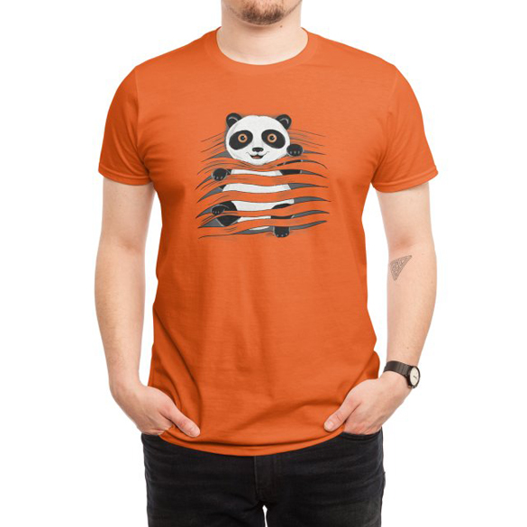 Panda t-shirt design