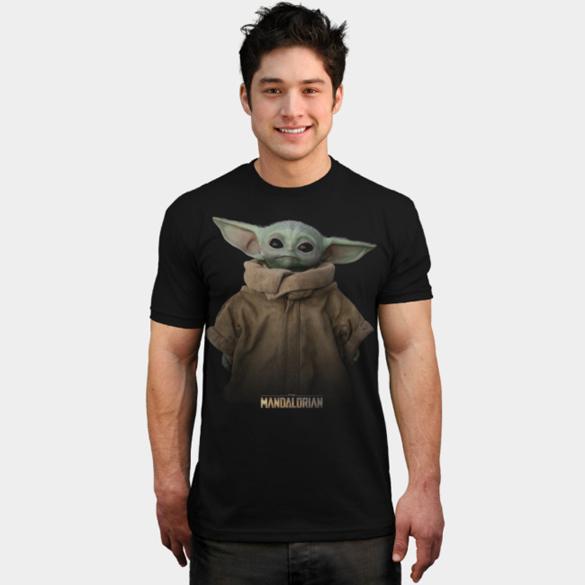 The Child Portrait t-shirt design