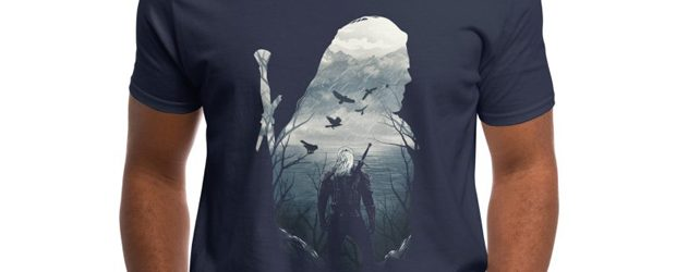 Wild Hunt t-shirt design