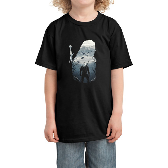 Wild Hunt t-shirt design