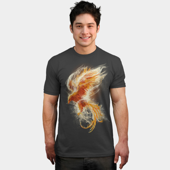Fenix t-shirt design