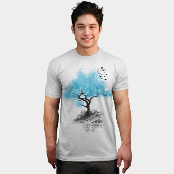 Leaving home t-shirt design