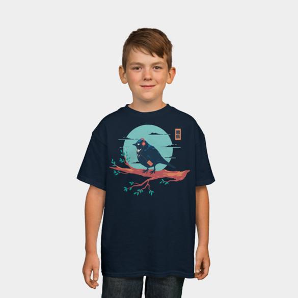 Song Bird t-shirt design