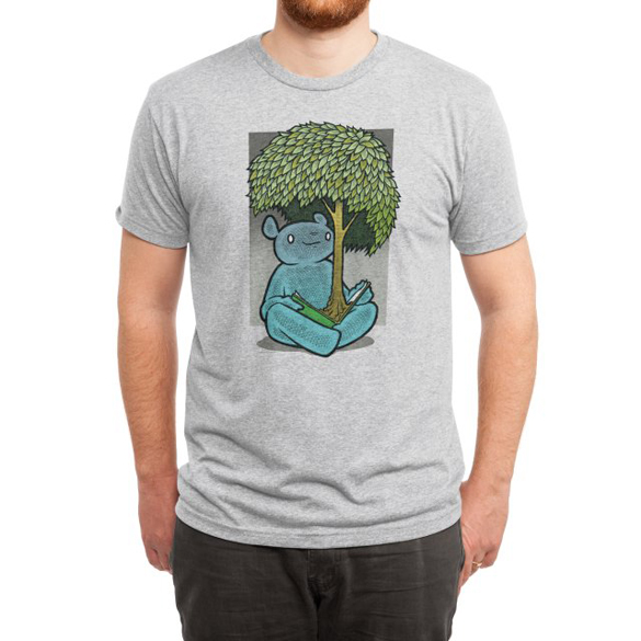 The Garden t-shirt design