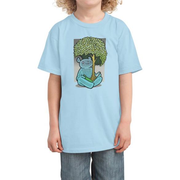 The Garden t-shirt design