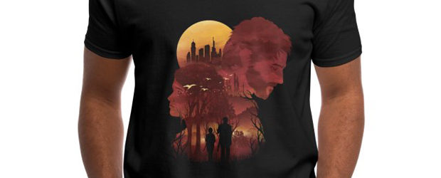The Last Sunset t-shirt design