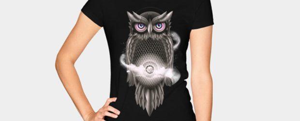 Chimera Night t-shirt design