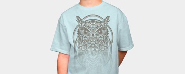 LoveOwl2 t-shirt design