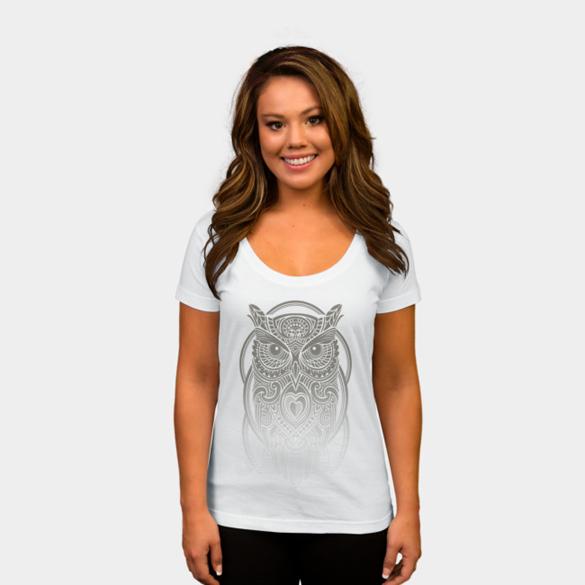 LoveOwl2 t-shirt design
