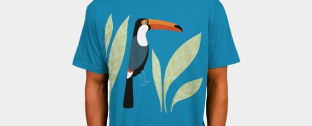 Toucan t-shirt design
