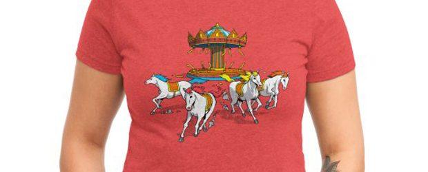 Wild Horses t-shirt design