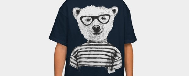 Bear t-shirt design