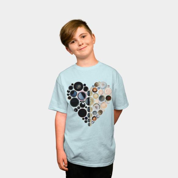 Love Coffee t-shirt design