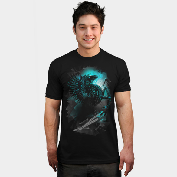 Pegasus t-shirt design