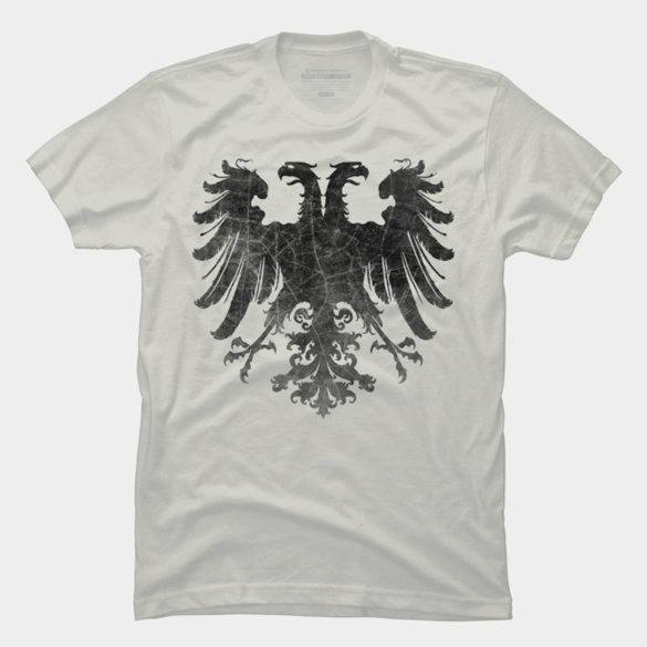 Roman Empire Eagle t-shirt design