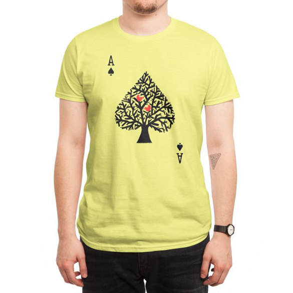 Ace t-shirt design