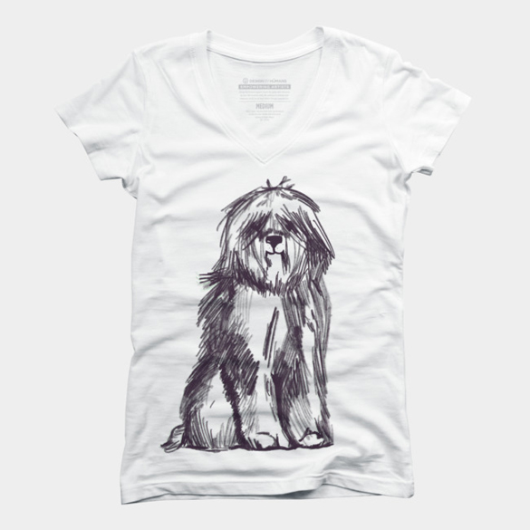 Doggy t-shirt design