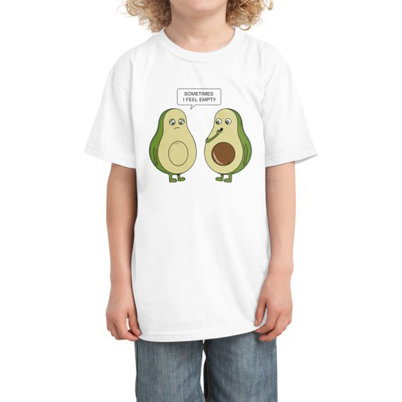Avocado t-shirt design