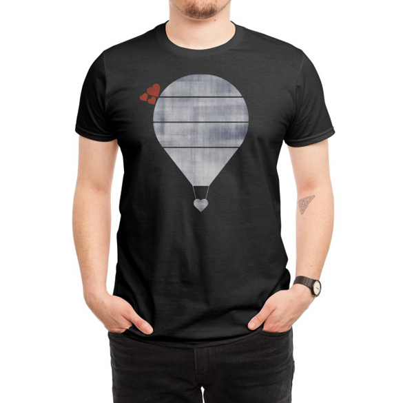 Love Is In the Air t-shirt design