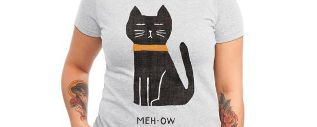 Meh t-shirt design