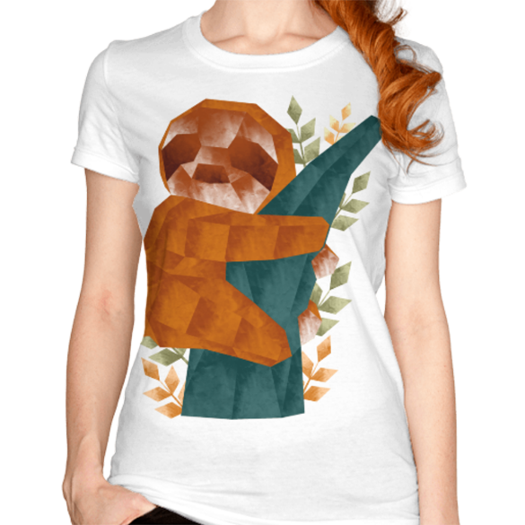 Slothgami t-shirt design