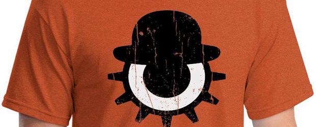 A CLOCKWORK ORANGE - Eye and Bowler Hat t-shirt design