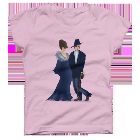 Fashion t-shirt design