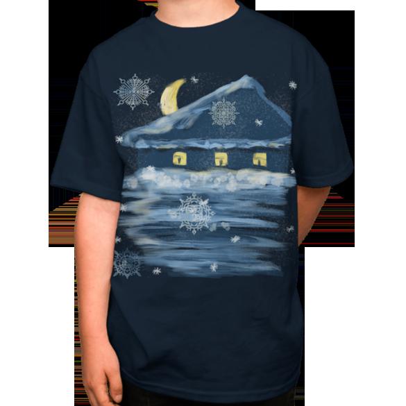 Home t-shirt design