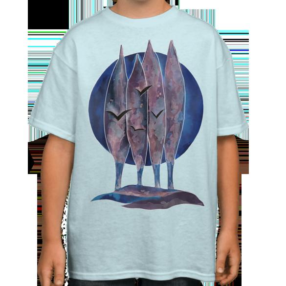 Night t-shirt design