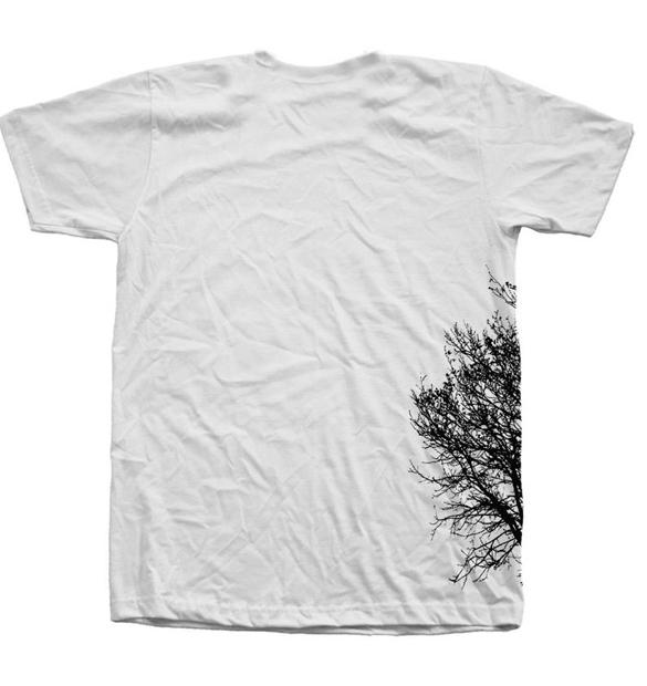 Tree t-shirt design