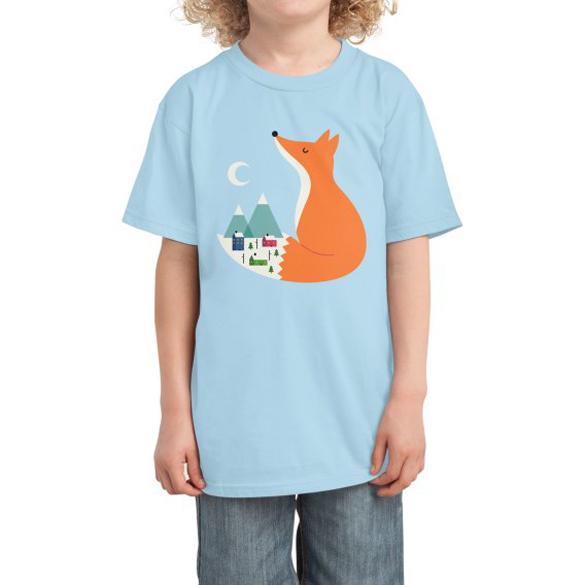 Winter Dreams t-shirt design