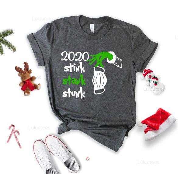 2020 Stink Stank Stunk t-shirt design
