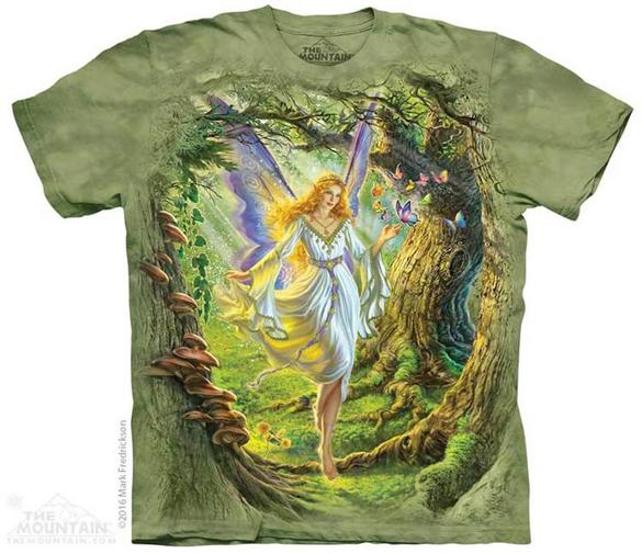 Fairy Queen t-shirt design