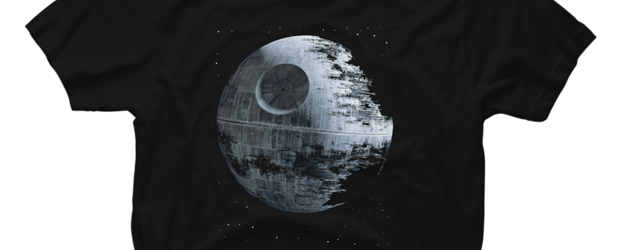 Death Star t-shirt design