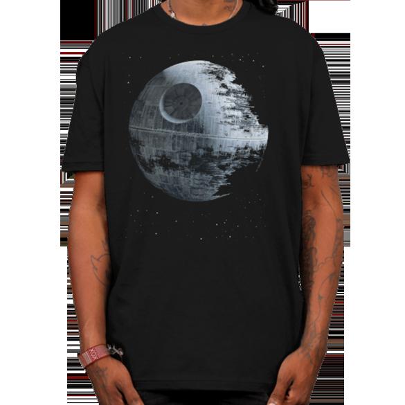 Death Star t-shirt design