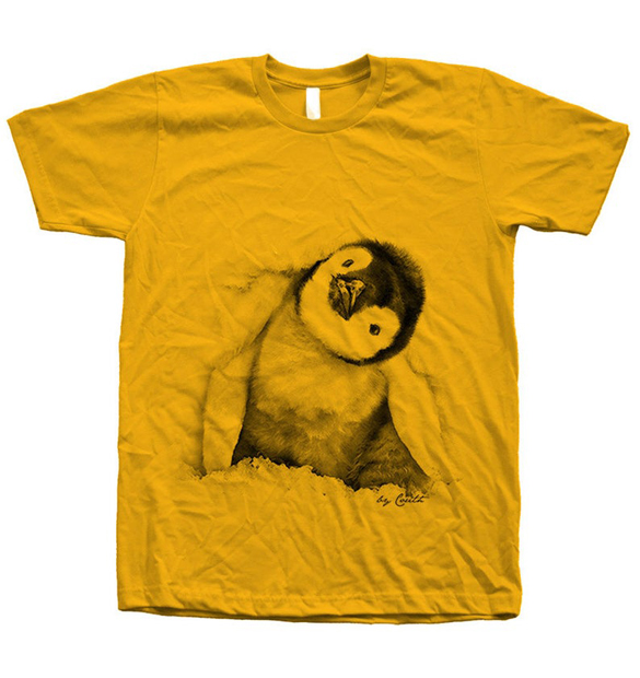 Emperor Penguin t-shirt design