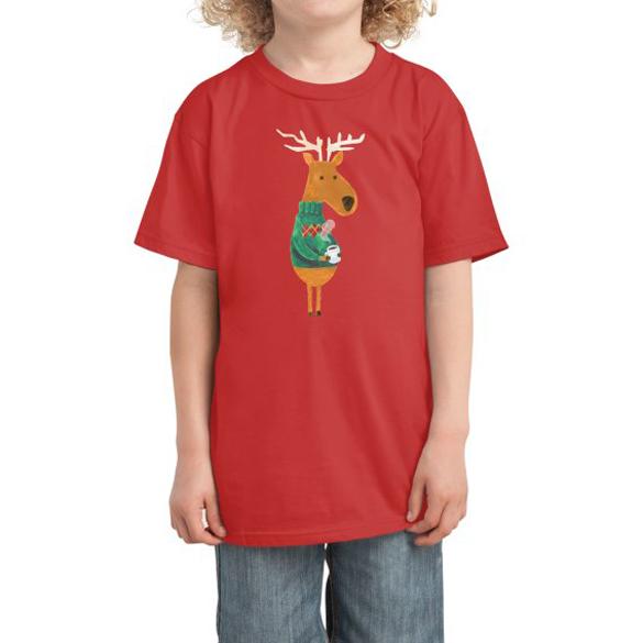 Hot cocoa t-shirt design