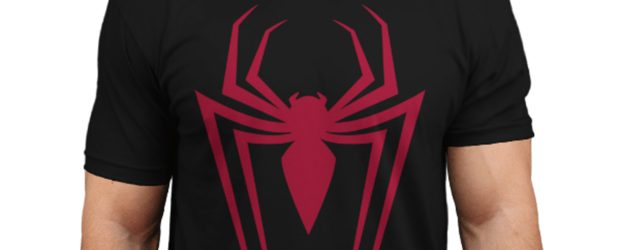 Spider-Man Icon t-shirt design