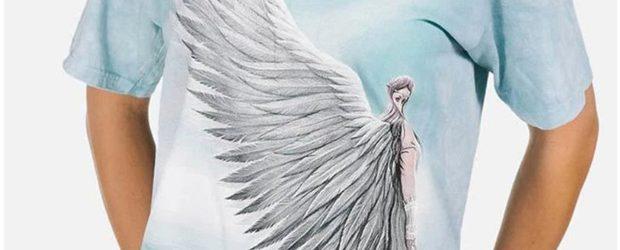 Spirit Guide Angel t-shirt design