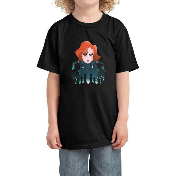 The Queen's Gambit t-shirt design