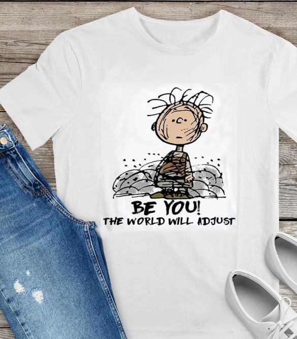 Charlie Brown's Pigpen t-shirt design