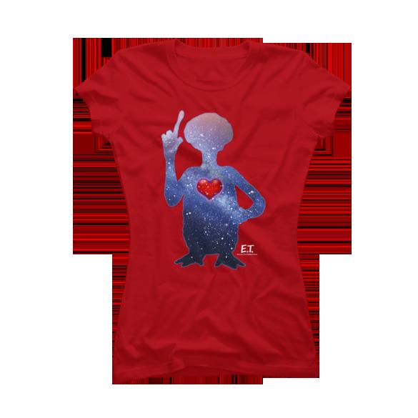 Heart Home t-shirt design